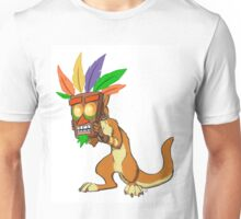 Aku Aku and Daxter  Unisex T-Shirt