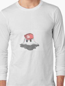 Mario Boo Long Sleeve T-Shirt