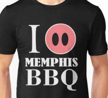 Memphis BBQ Unisex T-Shirt