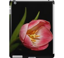 Pink Two Tone Tulip iPad Case/Skin