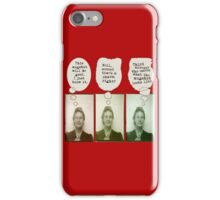 Bertha's Been Busted iPhone Case/Skin