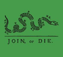 Join or Die T-Shirt