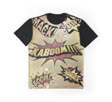 BOOM POW KABOOM!!!! Graphic T-Shirt