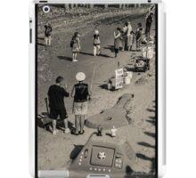 London Beach iPad Case/Skin