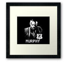 Z Nation: Murphy  Framed Print