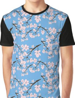 Sakura Blossoms Graphic T-Shirt