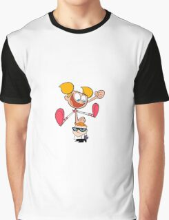 Dexter's Laboratory Graphic T-Shirt