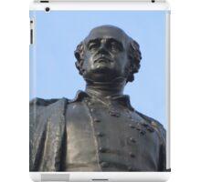 Sir John Franklin Statue, Franklin Square iPad Case/Skin
