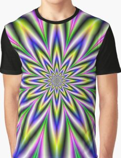 Twelve Pointed Star Graphic T-Shirt
