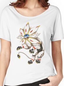 Pokemon - Solgaleo Women's Relaxed Fit T-Shirt