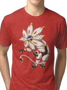 Pokemon - Solgaleo Tri-blend T-Shirt