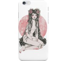 Doll 02 iPhone Case/Skin