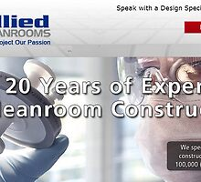 Modular Cleanrooms by alliedcleanroom