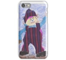 Cindy-Lou-new overalls! iPhone Case/Skin