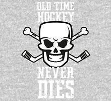 Old Time Hockey Never Dies Hoodie