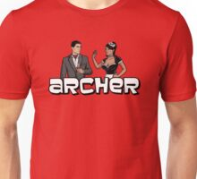 "Archer - Lana ""Sullen wench"" Unisex T-Shirt"