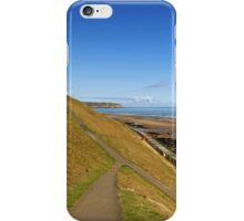 Along The West Cliff, Whitby iPhone Case/Skin