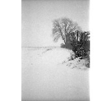 A Norfolk Winter Photographic Print