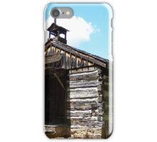 Village Chapel iPhone Case/Skin