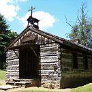 Village Chapel by Monnie Ryan