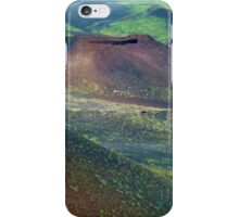 Etna Colors at 2000 mtrs. iPhone Case/Skin