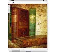 History, His Story, Our Story... iPad Case/Skin