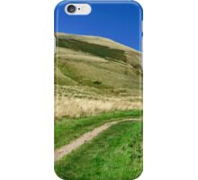 Broadlee-Bank Tor from The Pennine Way iPhone Case/Skin