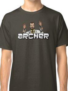 """Archer - Krieger """"Jazz Hands"""" Classic T-Shirt"""