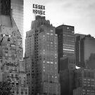 Skyline, NYC by Jasper Smits