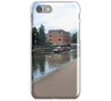The rush-hour in Reading. UK. iPhone Case/Skin