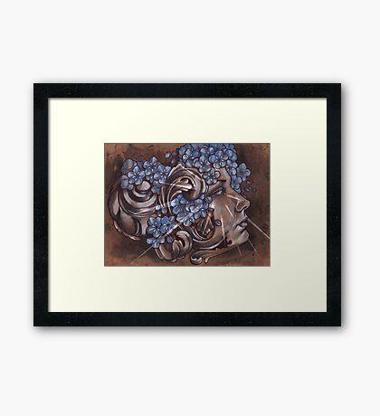 Cornelius' Seed Framed Print