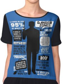Archer - Sterling Archer Quotes Chiffon Top