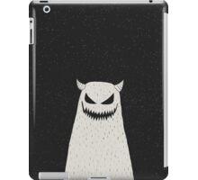 Creepy Monster iPad Case/Skin