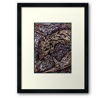 catfish_mass.png Framed Print