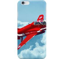 Red Arrow iPhone Case/Skin