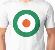 Irish Mod Target Unisex T-Shirt