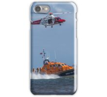 Air Sea Rescue iPhone Case/Skin