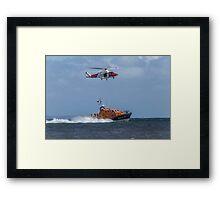 Air Sea Rescue Framed Print