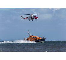 Air Sea Rescue Photographic Print
