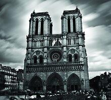 Notre Dame by alexhinton