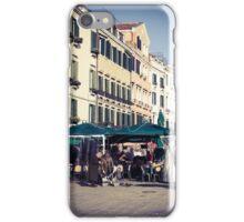 Venetian marketplace iPhone Case/Skin