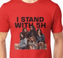 I STAND WITH FIFTH HARMONY Unisex T-Shirt