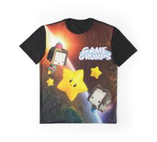 Galaxy Grumps Graphic T-Shirt
