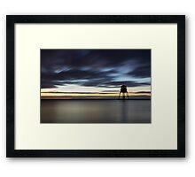 Dovercourt Lower Lighthouse Framed Print