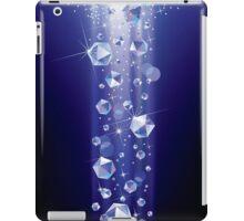 Diamond Falling iPad Case/Skin