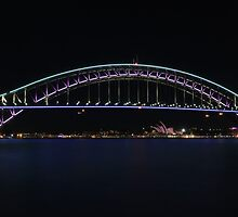 Sydney Harbour Bridge by Andrew Felton