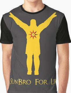 Praise The Sun - Dark Souls Graphic T-Shirt