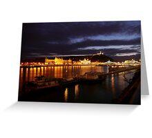 The Danube Greeting Card