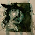 Stevie Ray Vaughan by LoveringArts