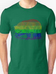 Love U Tees Funny Rainbow Animals LGBT Bear Pride Week Swag, Unique Rainbow Gifts Unisex T-Shirt